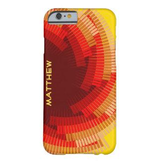 Funda Barely There Para iPhone 6 Ritmos nativos del verano