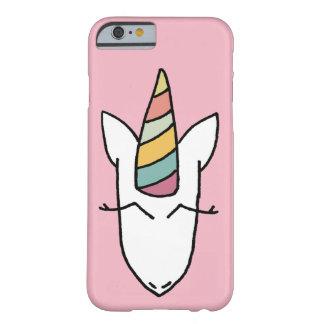Funda Barely There Para iPhone 6 Rosa de la cubierta de la caja del teléfono del
