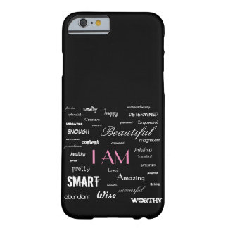 Funda Barely There Para iPhone 6 Soy….sí, usted es