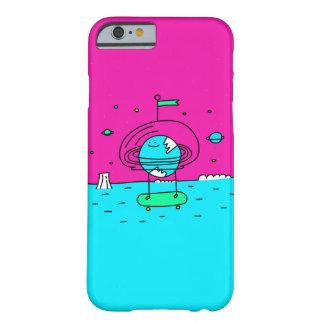Funda Barely There Para iPhone 6 Sr. Beaker - planeta surrealista