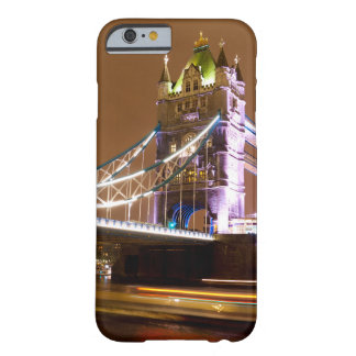 Funda Barely There Para iPhone 6 Tarde del puente de la torre