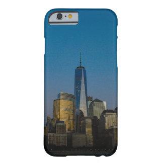 Funda Barely There Para iPhone 6 Torre de la libertad