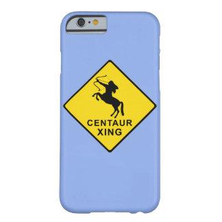 Funda Barely There Para iPhone 6 Travesía del Centaur - muestra