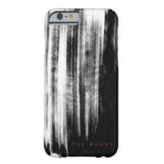 Funda Barely There Para iPhone 6 Valencia la caja del teléfono de maderas