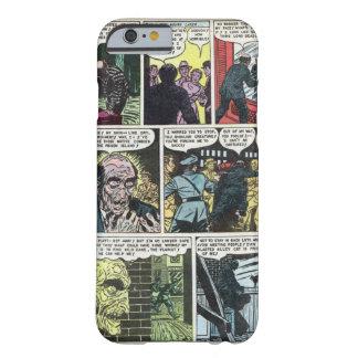 Funda Barely There Para iPhone 6 Zombis del caso del iPhone 6-6s de la isla de la