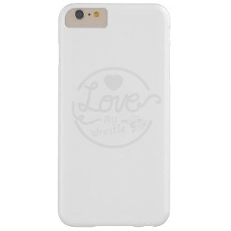 Funda Barely There Para Phone 6 Plus Ame mi lucha que lucha