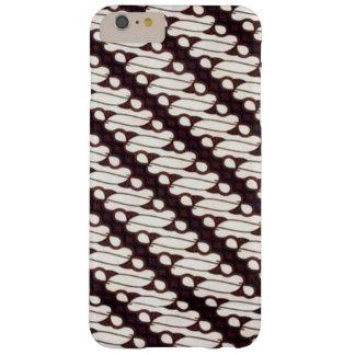 Funda Barely There Para Phone 6 Plus arjuna 054 del batik