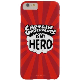 Funda Barely There Para Phone 6 Plus Capitán Underpants el | mi héroe