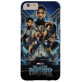Funda Barely There Para Phone 6 Plus Caracteres de la pantera negra el | sobre Wakanda