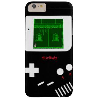 Funda Barely There Para Phone 6 Plus Caso de Boi del juego