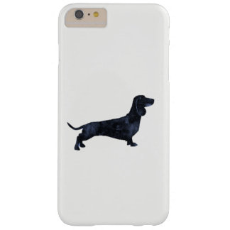 Funda Barely There Para Phone 6 Plus Caso de pelo corto del iphone del ilustracion del