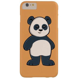 Funda Barely There Para Phone 6 Plus Caso más del iPhone 6 lindos de la panda del