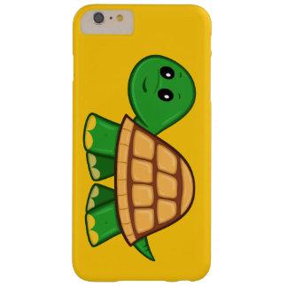 Funda Barely There Para Phone 6 Plus Caso más del iPhone 6 lindos de la tortuga del
