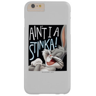 Funda Barely There Para Phone 6 Plus ¡™ de BUGS BUNNY - no soy un Stinka!