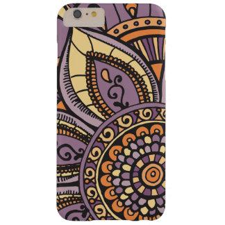 Funda Barely There Para Phone 6 Plus Diseño floral femenino de la mandala de los