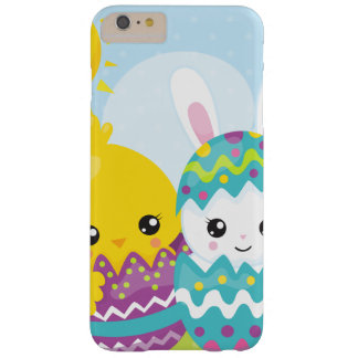 Funda Barely There Para Phone 6 Plus Dúo lindo de pascua