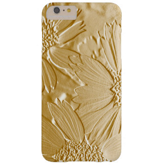 Funda Barely There Para Phone 6 Plus El extracto florece 4 florales lindos