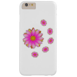 Funda Barely There Para Phone 6 Plus Flores