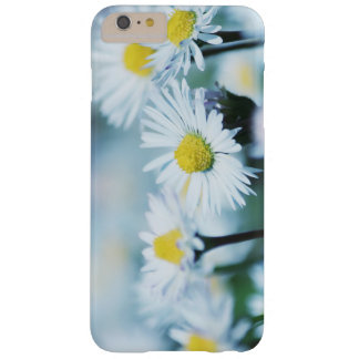 Funda Barely There Para Phone 6 Plus Flores de la margarita