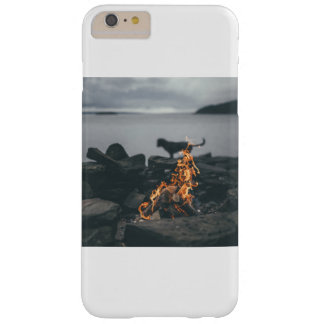 Funda Barely There Para Phone 6 Plus fuego