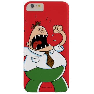 Funda Barely There Para Phone 6 Plus Griterío principal de capitán Underpants el |