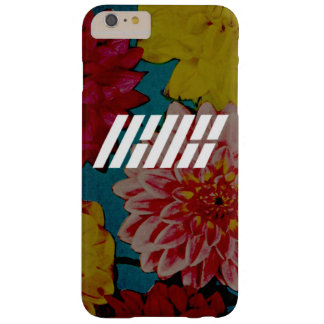 FUNDA BARELY THERE PARA PHONE 6 PLUS IKON FLORAL