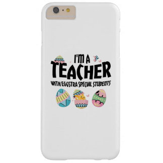 Funda Barely There Para Phone 6 Plus Im un profesor con los estudiantes especiales