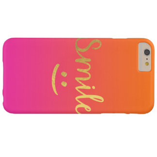 """Funda Barely There Para Phone 6 Plus IPhone 6/6s Case """"Smile!"""""""