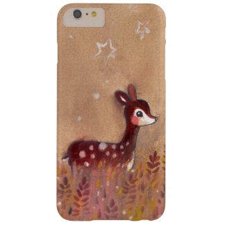 Funda Barely There Para Phone 6 Plus iphone del bebé de los ciervos