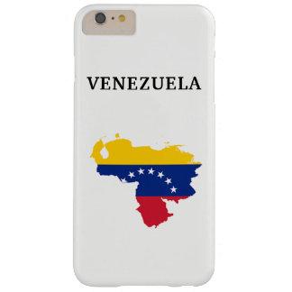 Funda Barely There Para Phone 6 Plus iPhone del PATRIOTA de la TIERRA de VENEZUELA/caso