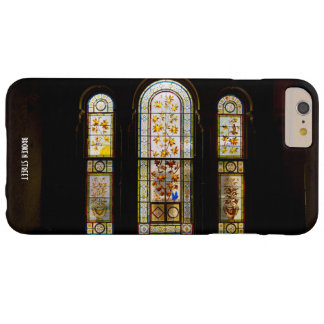 Funda Barely There Para Phone 6 Plus iPhone funda-Manchado de cristal