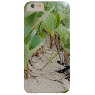 Funda Barely There Para Phone 6 Plus La playa planta verano
