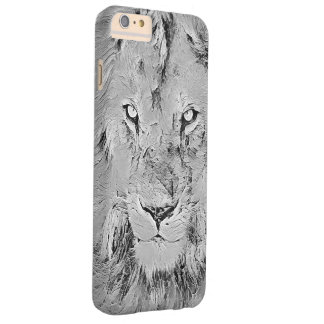 Funda Barely There Para Phone 6 Plus León