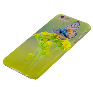 Funda Barely There Para Phone 6 Plus Mariposa