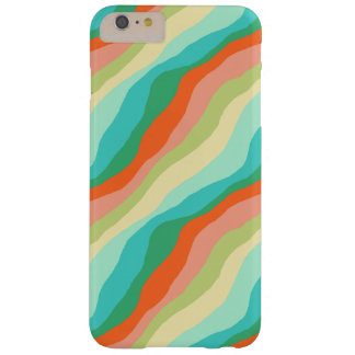 Funda Barely There Para Phone 6 Plus Modelo colorido del extracto de la primavera