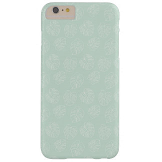 Funda Barely There Para Phone 6 Plus Modelo en colores pastel tropical de la menta de