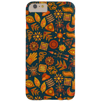 Funda Barely There Para Phone 6 Plus Modelo tribal