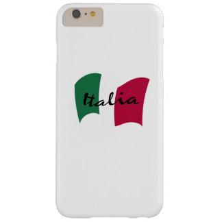 Funda Barely There Para Phone 6 Plus País nacional italiano de Italia de la bandera
