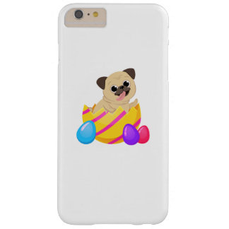 Funda Barely There Para Phone 6 Plus Perro divertido del amor del regalo de Pascua del