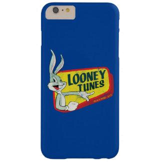 Funda Barely There Para Phone 6 Plus Remiendo retro LOONEY del ™ TUNES™ de BUGS BUNNY
