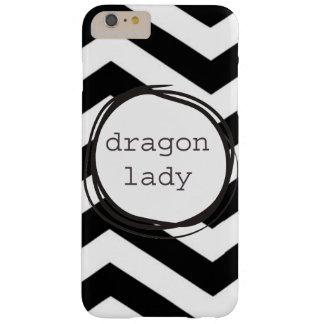 Funda Barely There Para Phone 6 Plus Señora del dragón
