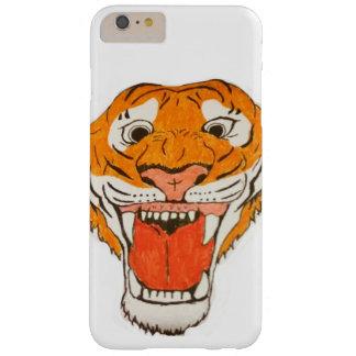 Funda Barely There Para Phone 6 Plus Tigre del rugido