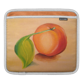 Funda blanda del iPad de la clementina