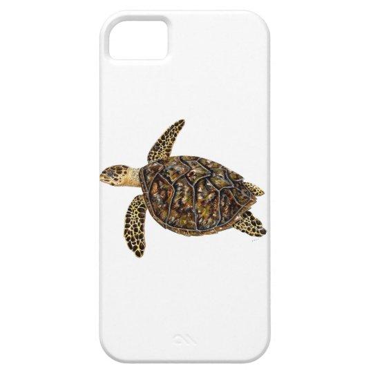 Funda / Carcasa de móvil Iphone 5S Tortuga carey