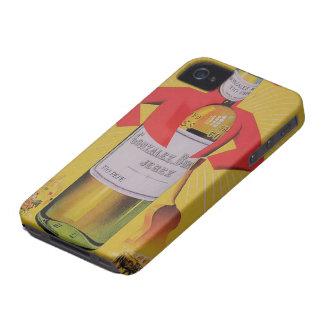 Funda carcasa para iPhone Vino fino Jerez Vintage