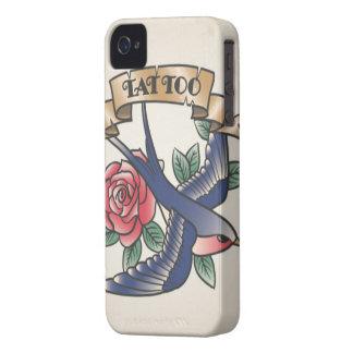 Funda carcasa para Smartphone Tatuaje Vintage