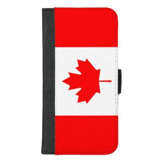 Funda Cartera Bandera de Canadá
