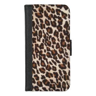 Funda Cartera Estampado leopardo salvaje