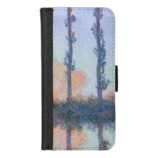Funda Cartera Los cuatro árboles de Claude Monet