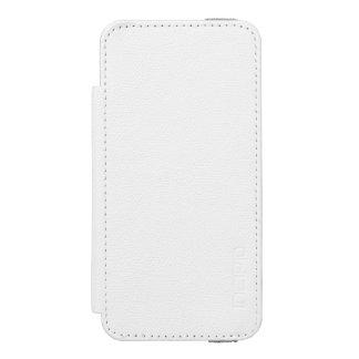 Funda Cartera Para iPhone 5 Watson Caja de encargo de la cartera del iPhone 5 de